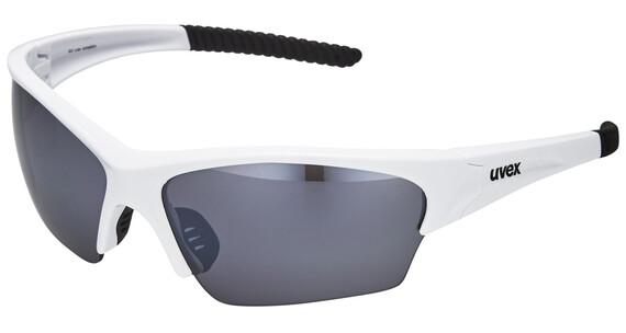 UVEX sunsation Glasses white black